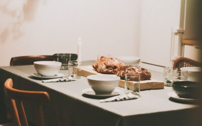 Table Grace (2): Divine Hospitality