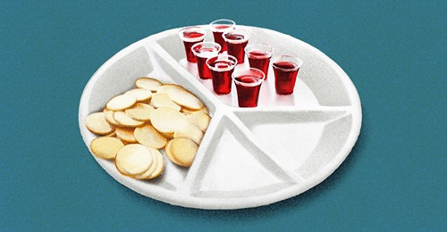 War, Peace and Holy Communion