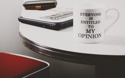 Humility on the Opinion Front
