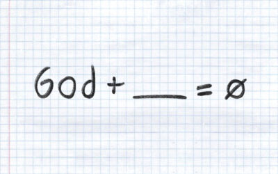 God-Plus=God-Less